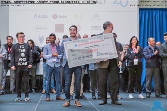 Katonah blockchain company Equiti Games claims $2M contest fraud