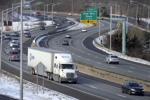 CT highway tolls may be curbed in favor of fed-assisted alternative