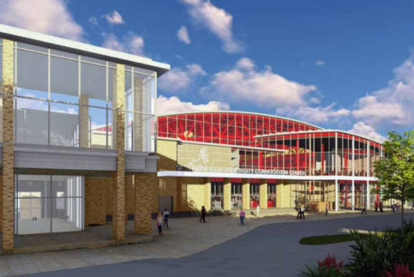 Fairfield University to build $45 million sports arena