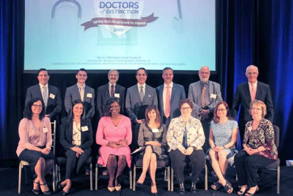Doctors of Distinction winners warned not to be victims of medical cybercrime