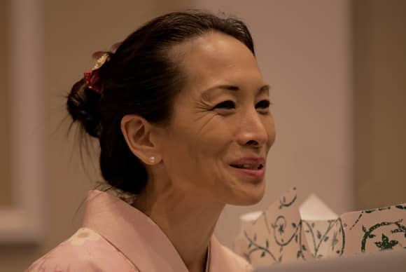 Yumi Kuwana thinks globally, acts locally