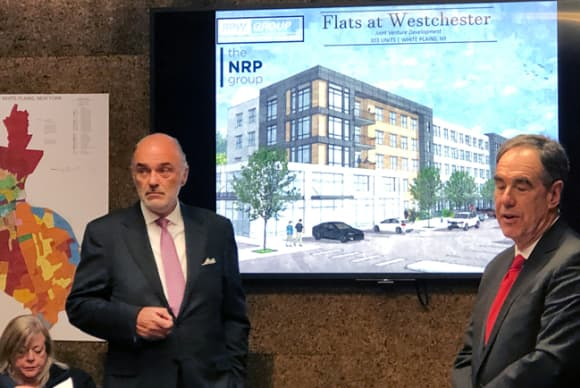 Neighborhood opposition surfaces to 1133 Westchester Ave. apartments project