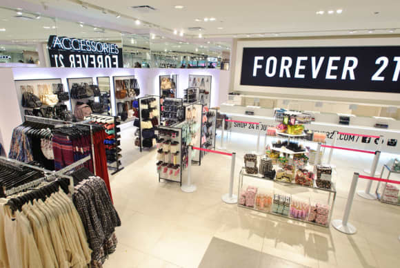 Forever 21 reportedly latest retail chain to consider bankruptcy