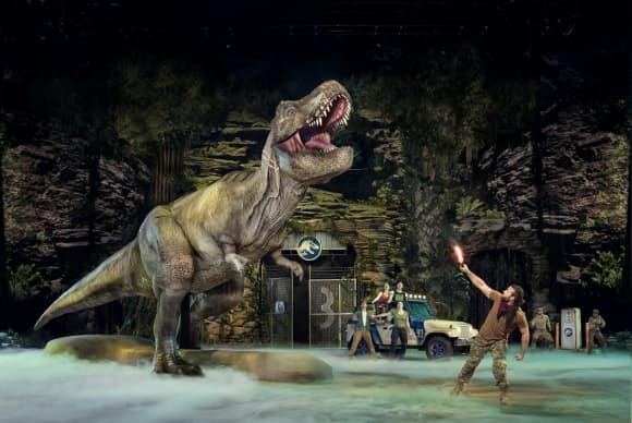 Jurassic World Live Brings Film Universe to Bridgeport's Webster Arena