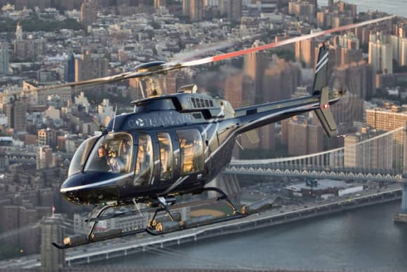 Gotham Air helicopters reaching new heights with Westchester service
