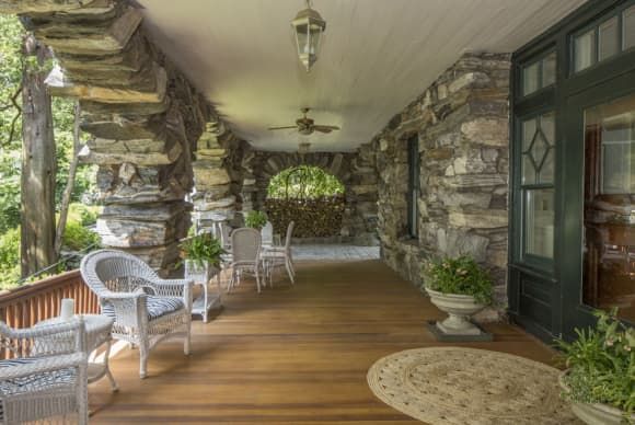 Steeped in Bronxville history – Grey Arches and Tanglewylde Cottage