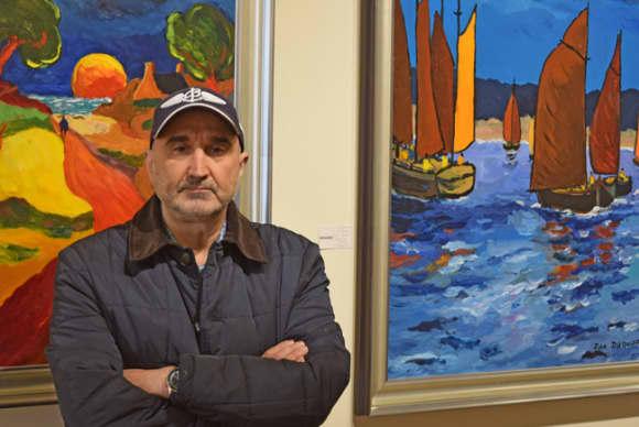 Norwalk's Galerie Sono to open art gallery in Paris