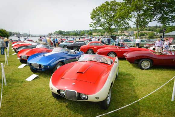 Greenwich Concours d'Elegance sold to auto insurance firm