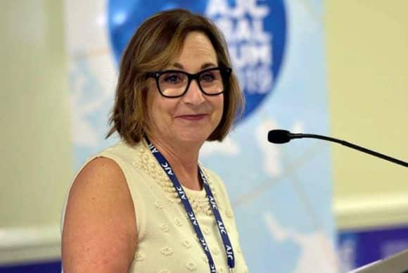 Chappaqua's Harriet Schleifer elected president of American Jewish Committee
