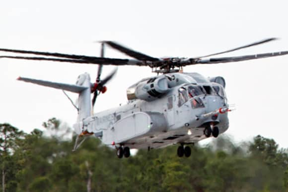 Sikorsky awarded $1.13B contract with Navy for 12 new CH-53K helicopters