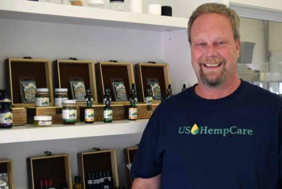 Suite Talk: Jeff Wentzel, founder of the Connecticut Hemp Industry Association