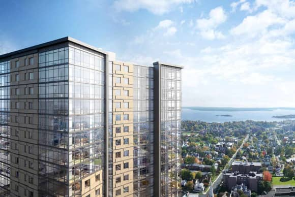 RXR Realty starts leasing at New Rochelle's 360 Huguenot