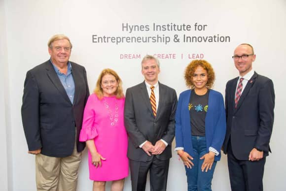 Hynes Institute opens new home at Iona College