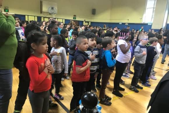 Norwalk School Promotes Kindness