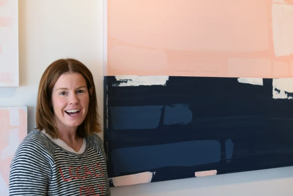 Black Rock artist Jen Scully opens her own gallery