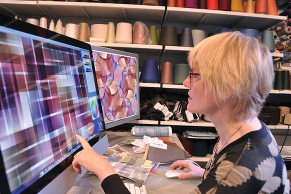 Jhane Barnes' digital designs