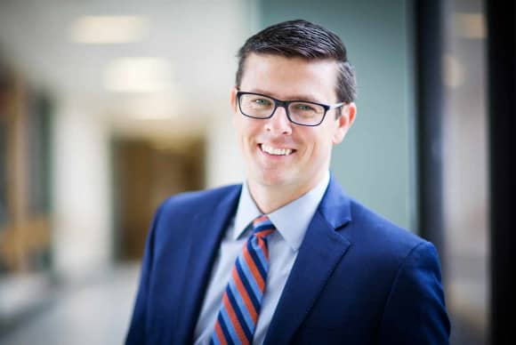 Stamford Health names Jonathan Bailey as chief operating officer