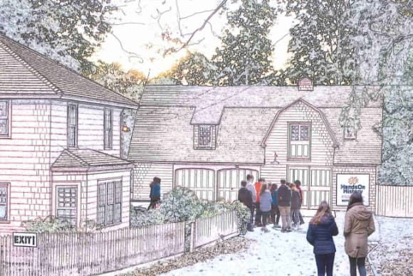 Keeler Tavern Museum launches $100K fundraising initiative