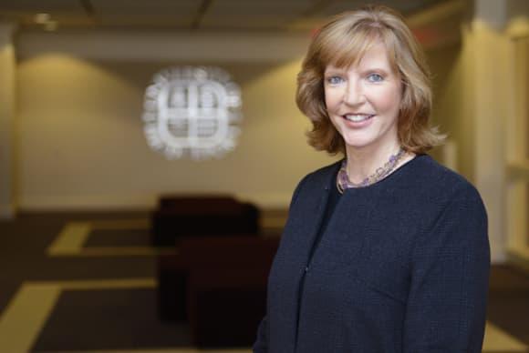 UB President Trombley promotes 'The Bridgeport Plan'