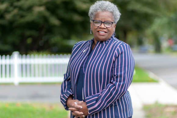 Amidst voter fraud allegations, state Sen. Marilyn Moore launches write-in campaign for Bridgeport mayor