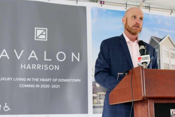 AvalonBay breaks ground on $76.8M development next to Harrison train station