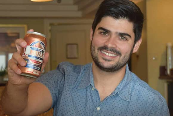 Norwalk startup puts the Moscow Mule in an Americanized can