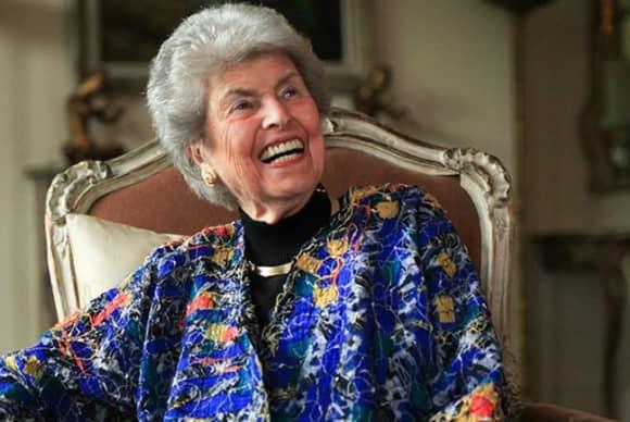 Mimi Levitt, arts-focused philanthropist, dies at 97