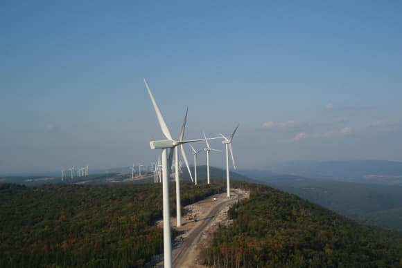 Stamford's Castleton Commodities Intl. acquires West Virginia wind farm