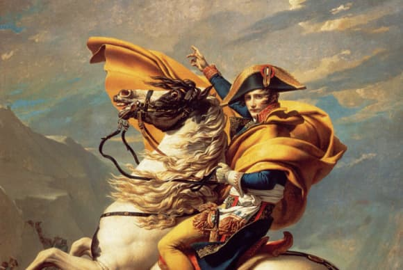Horse and rider in history