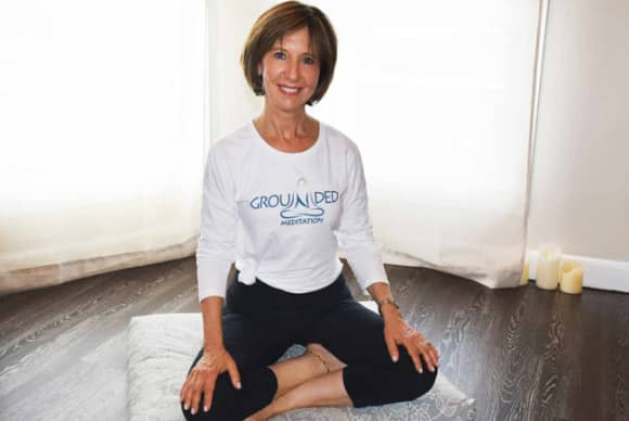 New Canaan's Grounded Meditation ushers students into inner peace