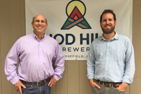 Ridgefield's Nod Hill becomes state's only 100% solar-powered craft brewery