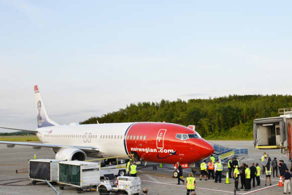 Norwegian Air soars in local passenger traffic while reporting first-quarter loss