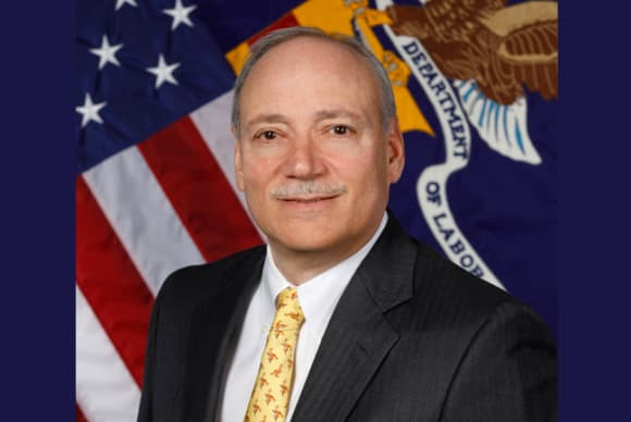 Patrick Pizzella of New Rochelle named acting U.S. labor secretary