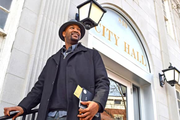 Peekskill mayor has taken to the streets to find best use of $10M for his city