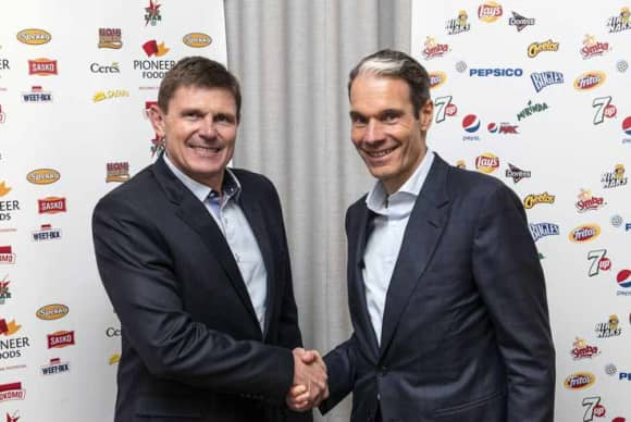 PepsiCo acquires South Africa's Pioneer Foods for $1.7B