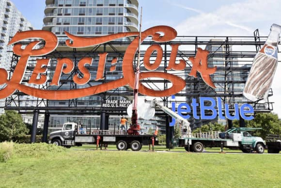 PepsiCo in new partnership with JetBlue