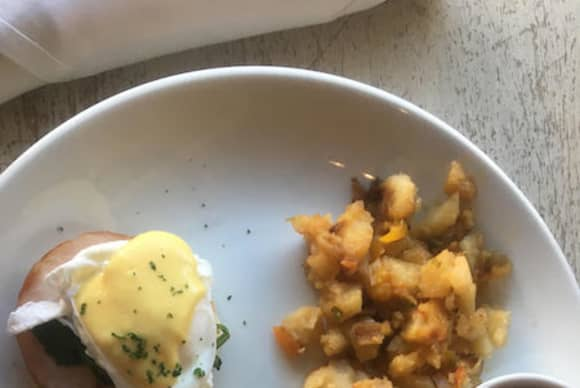 Breakfast at Famous Greek Kitchen