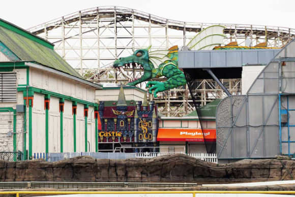 Standard Amusements sues Westchester for canceling Playland contract