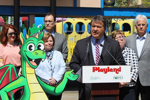 Latimer confident county can succeed in running Playland