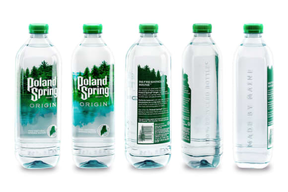 Nestlé Waters North America rolls out Poland Spring ORIGIN nationwide