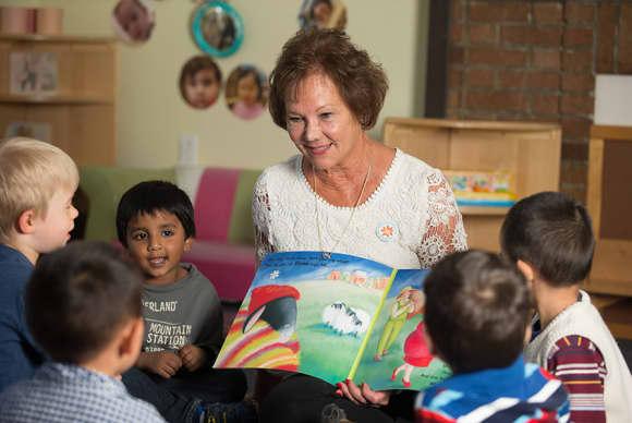 A standard-bearer for childcare