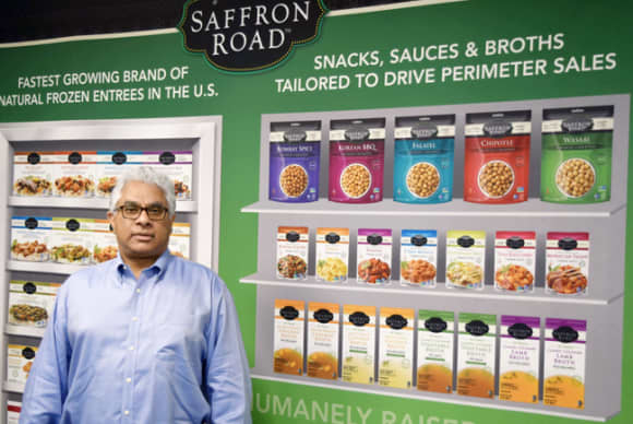 Suite Talk: Adnan Durrani, founder and CEO of American Halal Co. Inc.