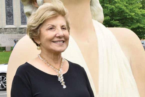 Sandy Goldstein, prime mover in Stamford's renaissance, is retiring