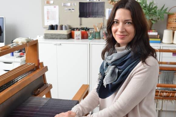 Anne-Marie Kavulla weaves family and career