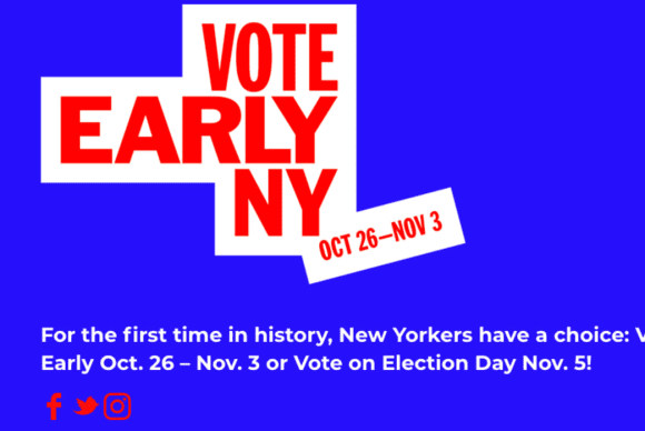 Early Voting For First Time In Westchester: When, Where?