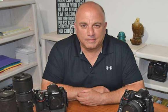 Through a lens sharply: Seth Block's photographic odyssey