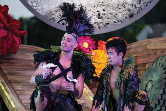 Nonprofit theater companies bring summertime Shakespeare to regional audiences