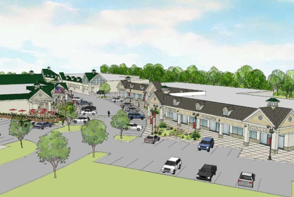 New shopping center signals renewed approach to economic development in Monroe
