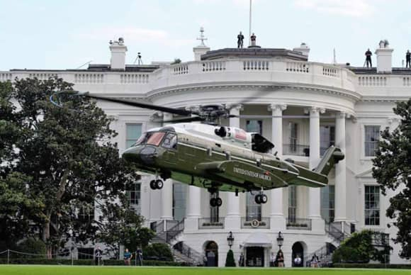 Sikorsky snags $542M contract for six presidential helicopters