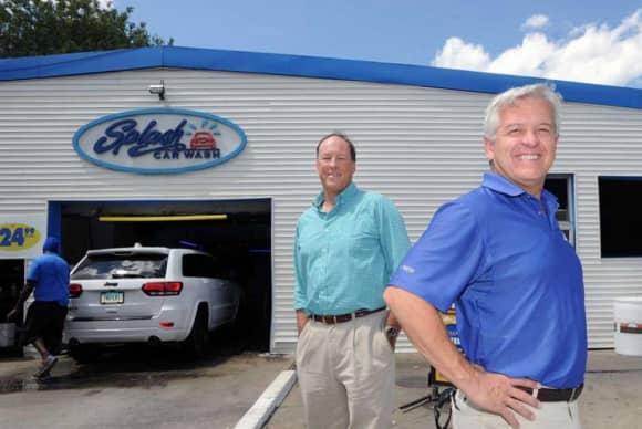 Splash Car Wash acquires Middletown's Wash Co.